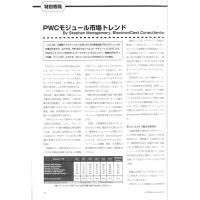 【特別寄稿】: PWCモジュール市場トレンド