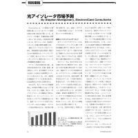 【特別寄稿】: 光アイソレータ市場予測