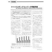 【特集Part2】:ファイバメディアコンバータ市場予測